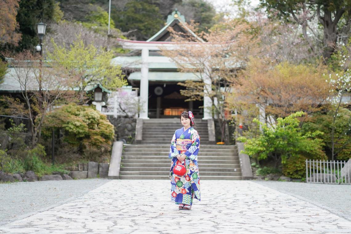 鎌倉宮 写真2