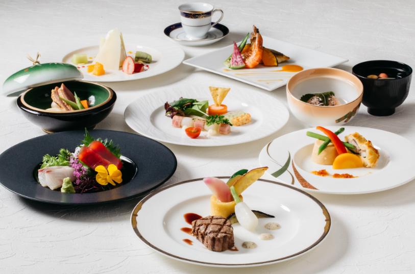 川崎日航ホテル 料理写真